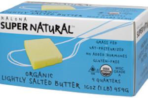 Butter health benefits
