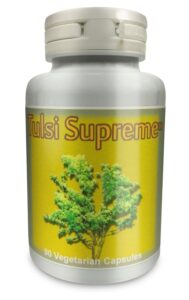 tulsi adrenal fatigue PCOS androgens