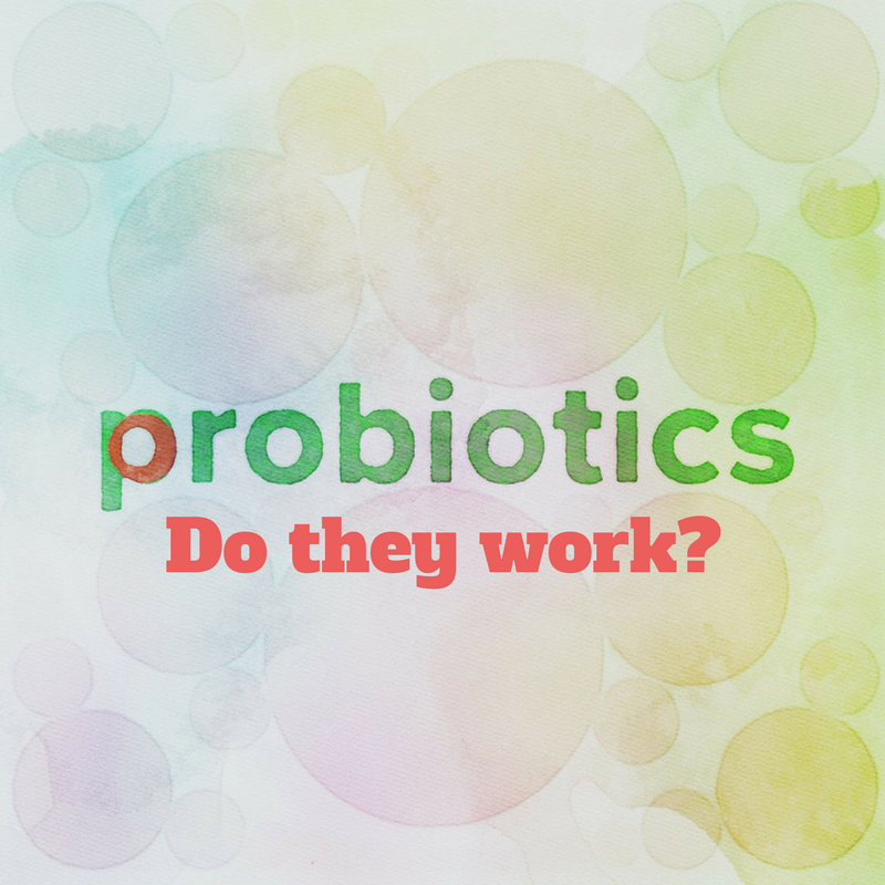 Probiotics for Digestive Disorders